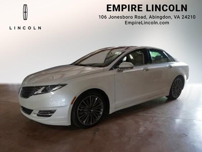 2015 Lincoln MKZ Base Sedan