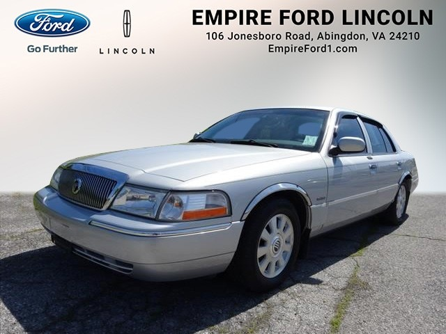 2003 Mercury Grand Marquis LS Premium Sedan