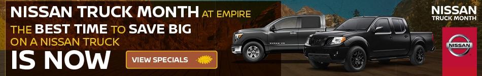 Truck Month Specials