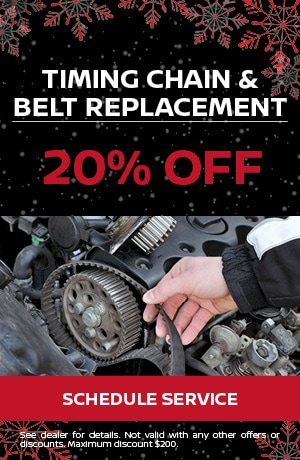 Timing Chain & Belt Replacement