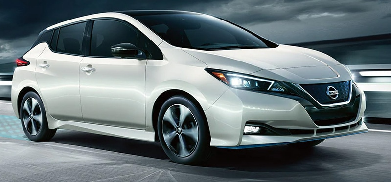 Empire Lakewood Nissan - Anyone considering an electric vehicle should check out the 2020 Nissan LEAF near Longmont CO