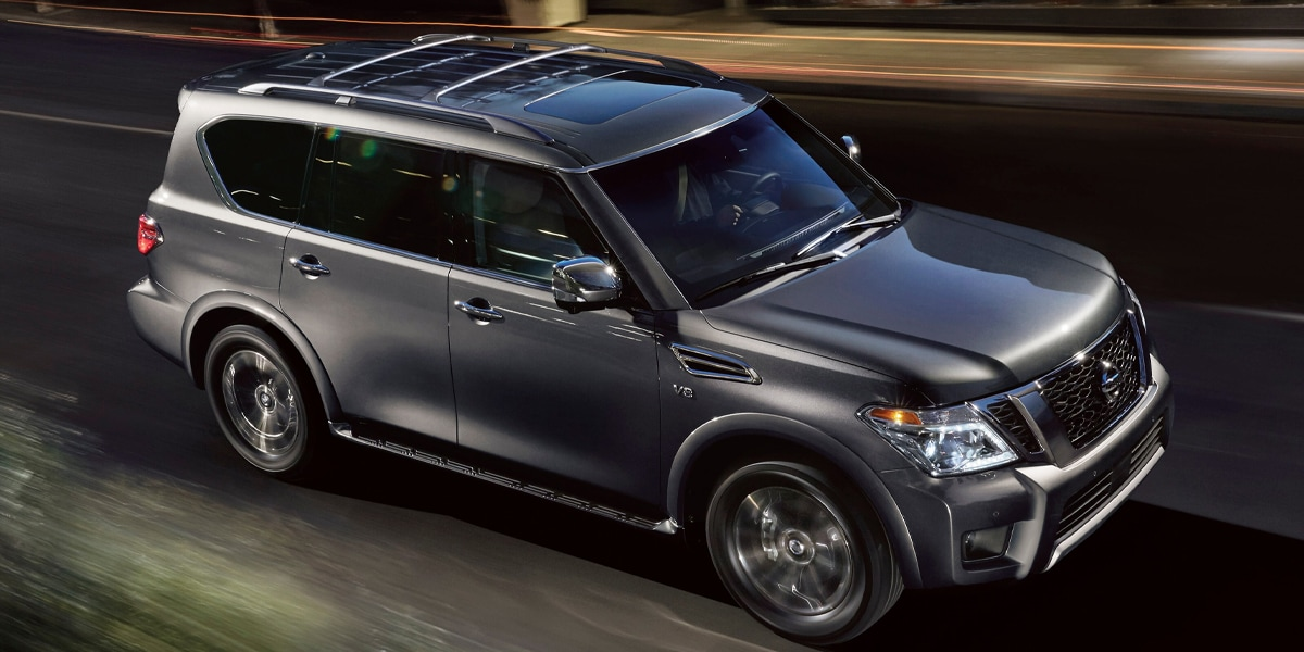Empire Lakewood Nissan - The 2020 Nissan Armada has some incredible storage options near Longmont CO