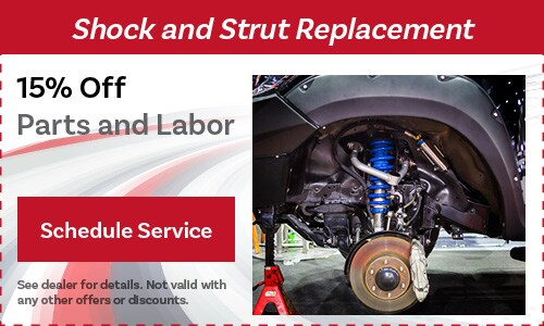 Shock and Strut Replacement