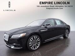 2020 Lincoln Continental Reserve AWD Reserve  Sedan