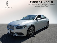 Used 2017 Lincoln Continental Select Select  Sedan