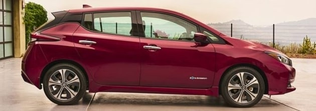 The Nissan LEAF Plus For Sale In Littleton, CO