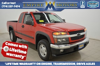 2007 Chevrolet Colorado LS Truck Extended Cab