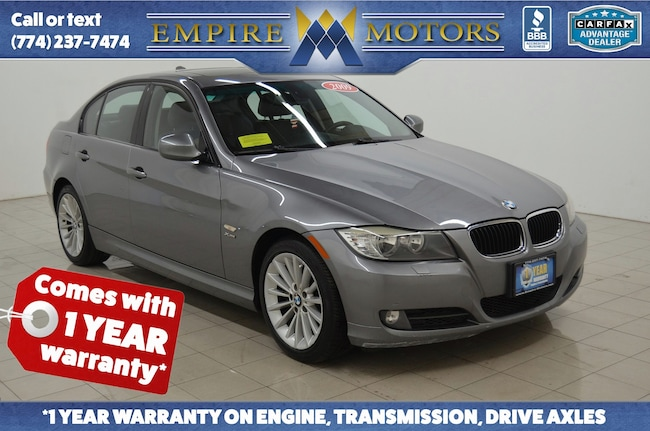 2009 bmw 335i xdrive msrp