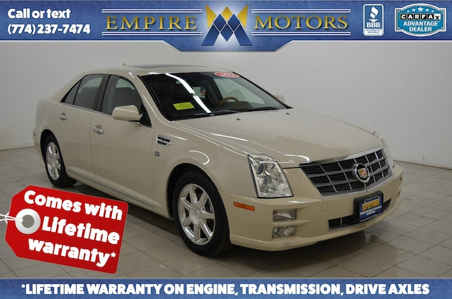 2011 CADILLAC STS Luxury Sedan