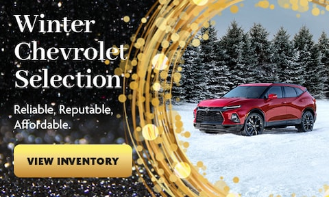 January 2020 Chevrolet Selection