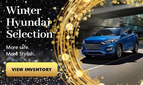 January 2020 Hyundai Selection