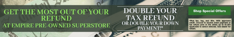 Double Your Tax Refund