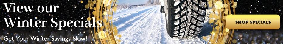 January 2020 Winter Specials