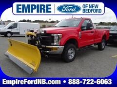2019 Ford F-250 XL Plow Truck Truck