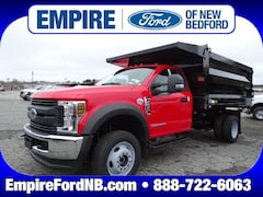 2019 Ford F-550 Chassis XL Dump Truck DRW Cab/Chassis