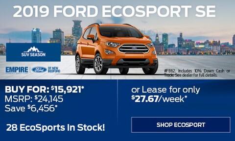September EcoSport