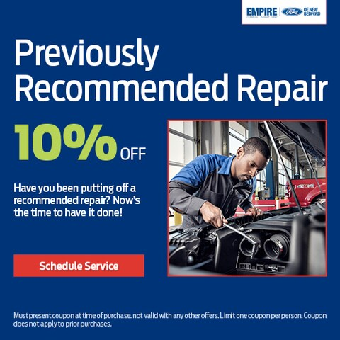 Previously Recommended Repair