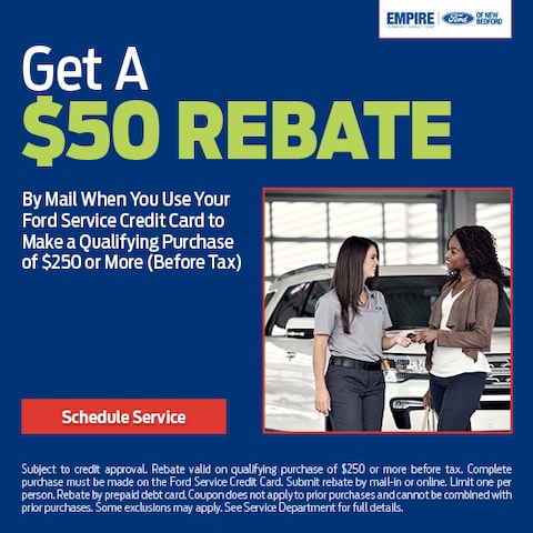 Get A $50 Rebate