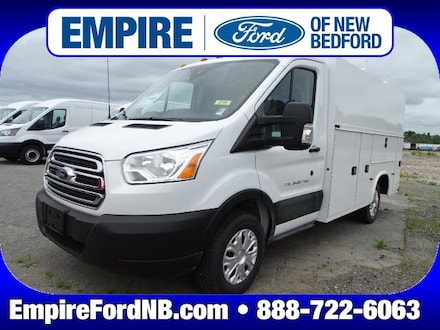 2019 Ford Transit-350 Cutaway Base KUV Leftover Cab/Chassis