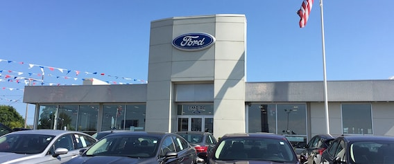 Fall River Ford >> New Ford And Used Car Dealer Near Fall River Ma Empire