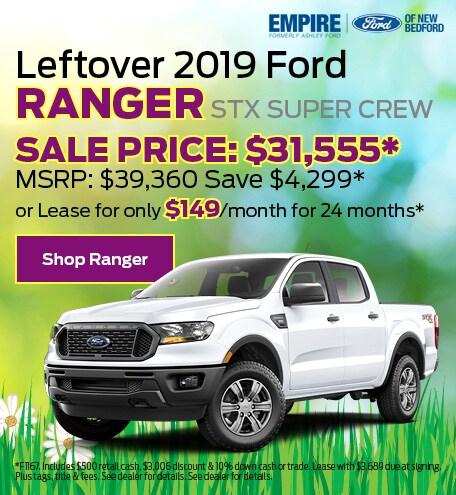 April - Ranger
