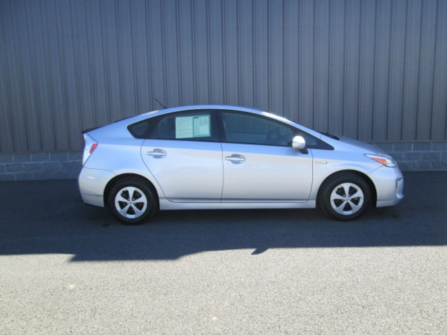 Used 2012 Toyota Prius Hatchback For Sale Oneonta, NY