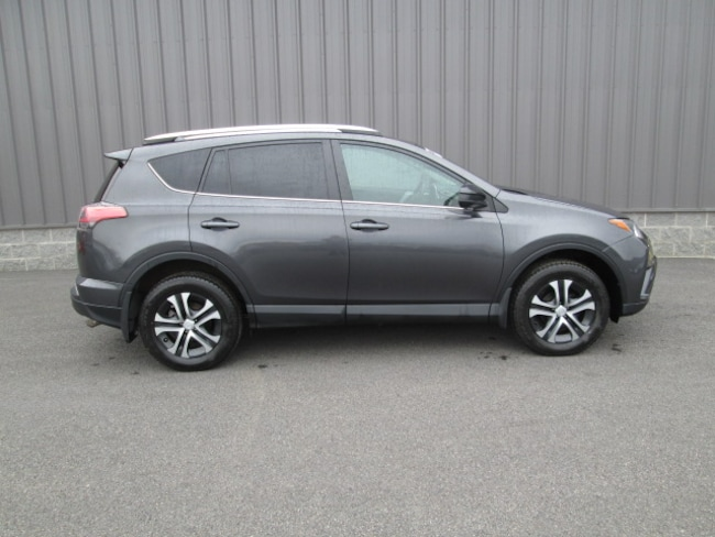 Certified Pre-Owned 2016 Toyota RAV4 SUV For Sale Oneonta, NY