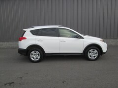 Used 2015 Toyota RAV4 LE (A6) SUV in Oneonta