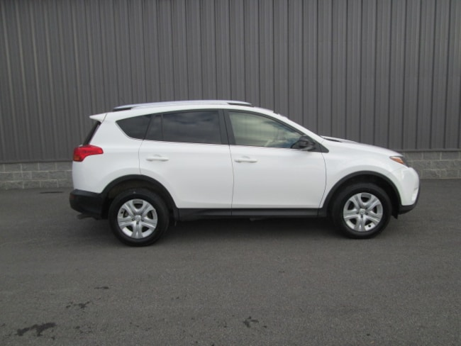 Used 2015 Toyota RAV4 LE (A6) SUV For Sale Oneonta, NY