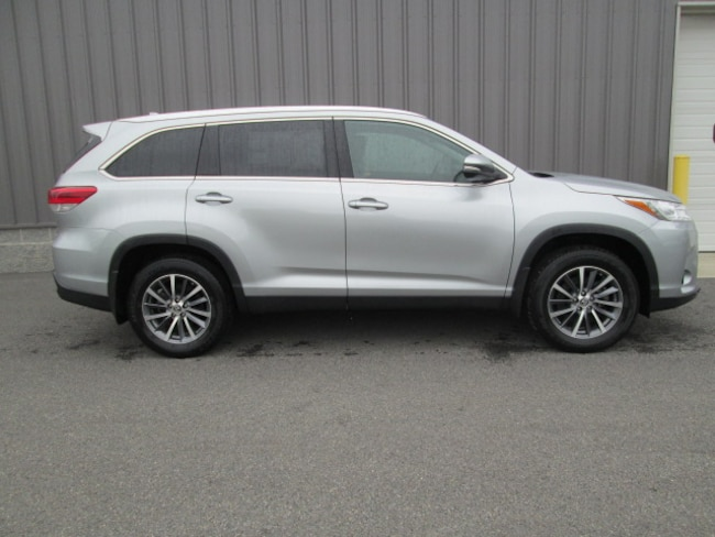Used 2019 Toyota Highlander XLE V6 SUV For Sale Oneonta, NY