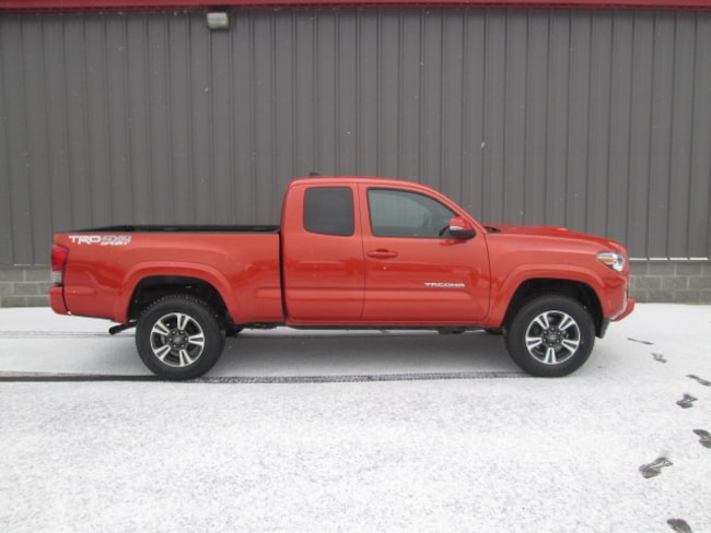 Certified Pre-Owned 2016 Toyota Tacoma Truck Access Cab For Sale Oneonta, NY