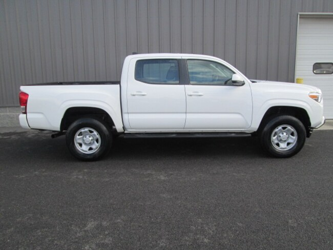 Used 2016 Toyota Tacoma Truck Double Cab For Sale Oneonta, NY