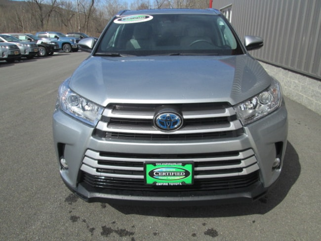 Certified Pre-Owned 2019 Toyota Highlander Hybrid For Sale ...