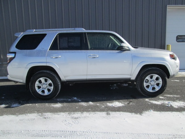 Certified Pre-Owned 2018 Toyota 4Runner SUV For Sale Oneonta, NY