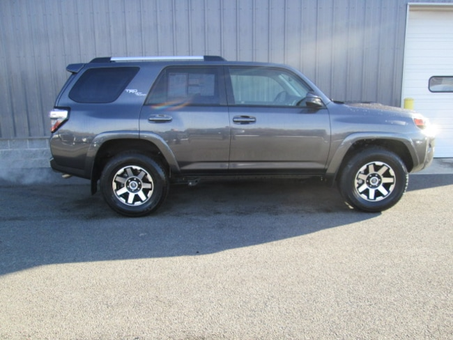 Certified Pre-Owned 2018 Toyota 4Runner TRD Off Road SUV For Sale Oneonta, NY
