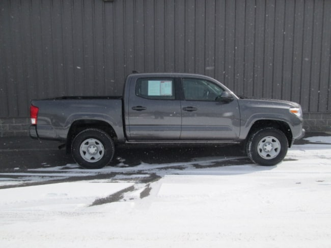 Certified Pre-Owned 2017 Toyota Tacoma Truck Double Cab For Sale Oneonta, NY