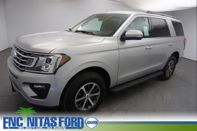 New 2019 Ford Expedition XLT SUV for sale in Encinitas, CA