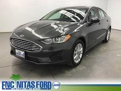 New 2020 Ford Fusion SE Sedan for sale in Encinitas, CA
