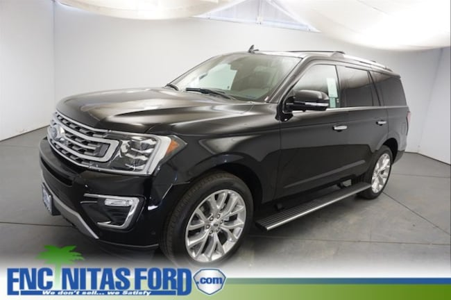 New 2019 Ford Expedition Limited SUV for sale in Encinitas, CA