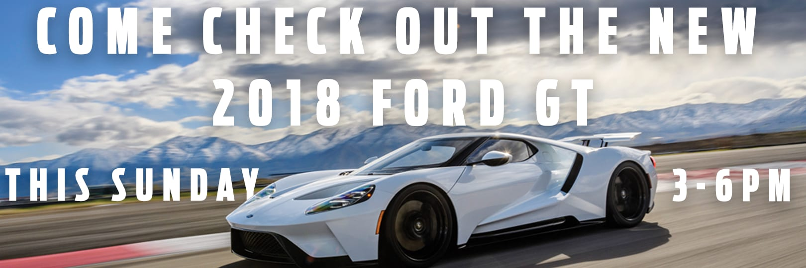 Encinitas Ford Is Very Proud To Be Selected As The Dealership To Display The All New  Ford Gt Come See This All American Automotive Icon That Has
