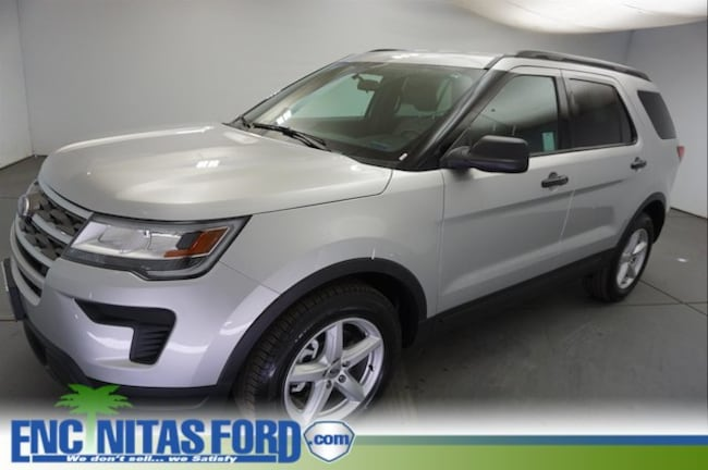 New 2019 Ford Explorer Base SUV for sale in Encinitas, CA