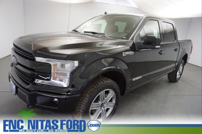 New 2018 Ford F-150 Lariat Truck for sale in Encinitas, CA
