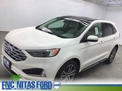 New 2019 Ford Edge Titanium SUV for sale in Encinitas, CA