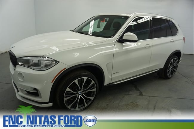 Used 2017 BMW X5 Xdrive35i SUV for sale in Encinitas, CA