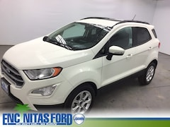 New 2019 Ford EcoSport SE SUV for sale in Encinitas, CA