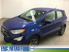 New 2019 Ford EcoSport S SUV for sale in Encinitas, CA