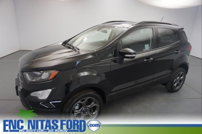 New 2018 Ford EcoSport SES SUV for sale in Encinitas, CA
