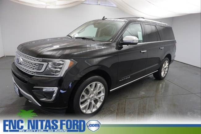 New 2019 Ford Expedition Platinum SUV for sale in Encinitas, CA