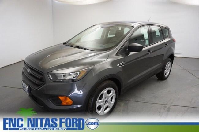 New 2019 Ford Escape S SUV for sale in Encinitas, CA