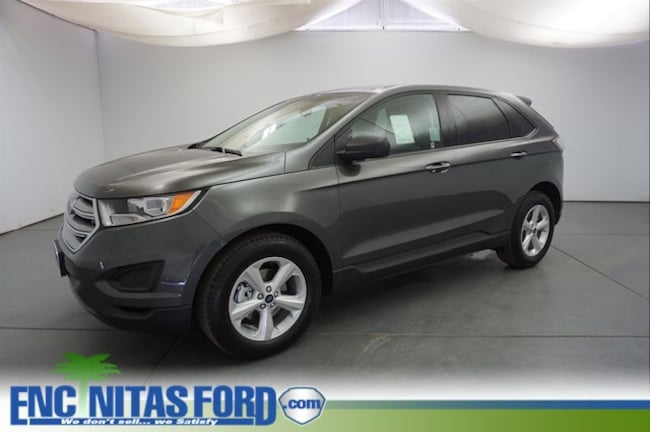 New 2018 Ford Edge SEL SUV for sale in Encinitas, CA